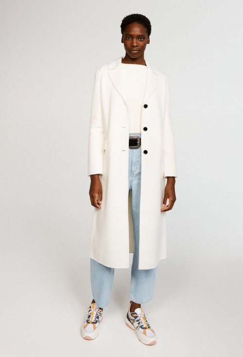 Claudie Pierlot - Manteau blanc