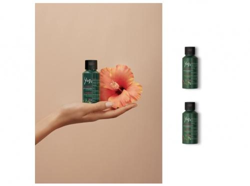Yodi - Coffret Duo - 2 Nettoyants Visage Vitamine C et fleurs d'Hibiscus