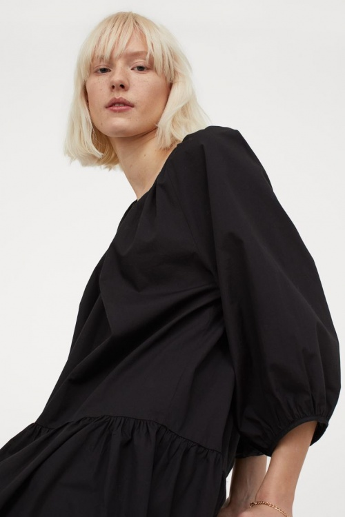 H&M - Robe à volants