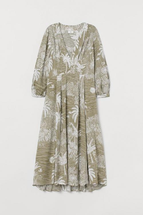 H&M - Robe plissée