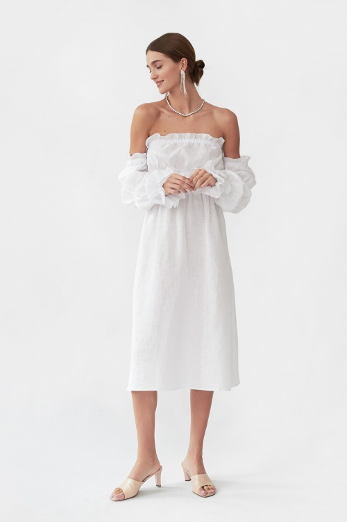 Sleeper - Robe blanche