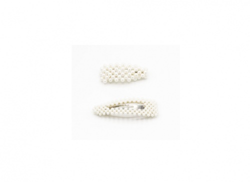 Lady Corner - Set barrettes cheveux à perles