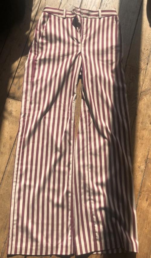 Monoprix - Pantalon flare