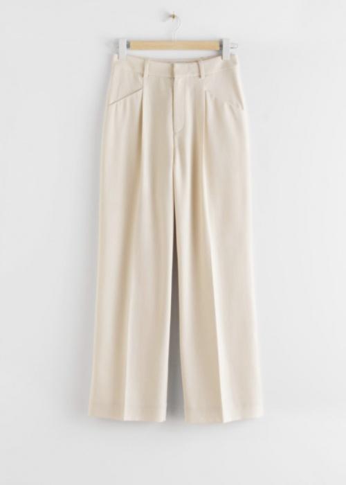 &Otherstories - Pantalon large