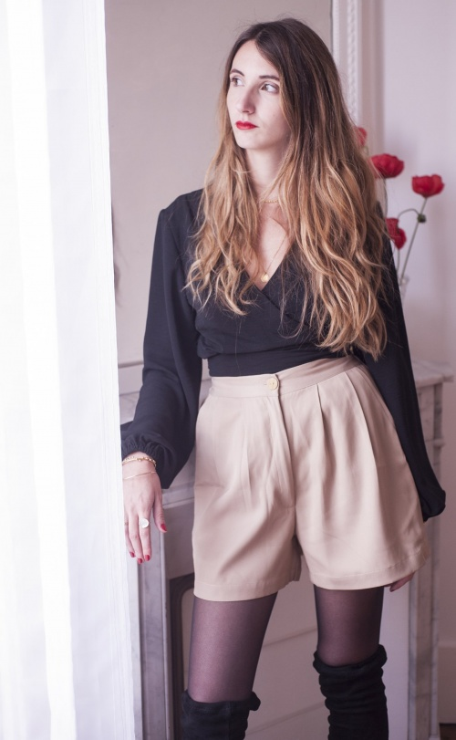 Saskia Paris - Short