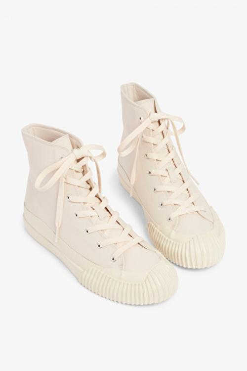 Monki - Baskets blanches