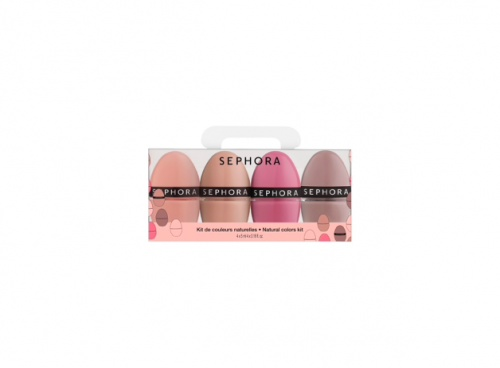 Sephora Collection - Natural Color Hit Kit