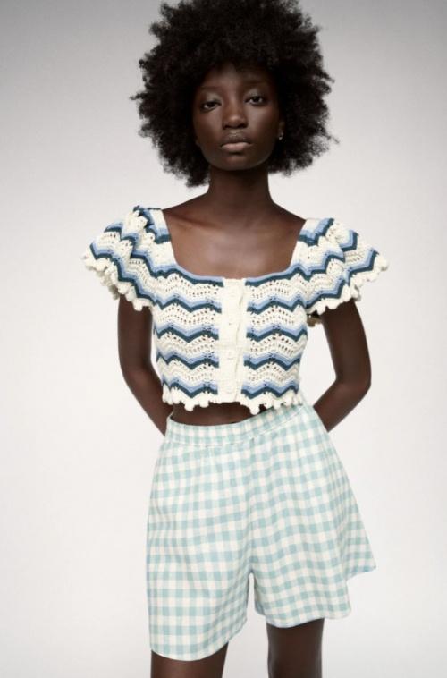 Zara - Jupe short