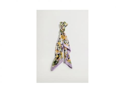 Mango - Foulard imprimé à fleurs