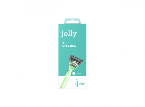 Jolly - Le turquoise