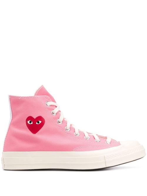 Converse - Sneakers rose