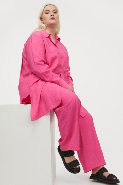 H&M+ - Pantalon ample
