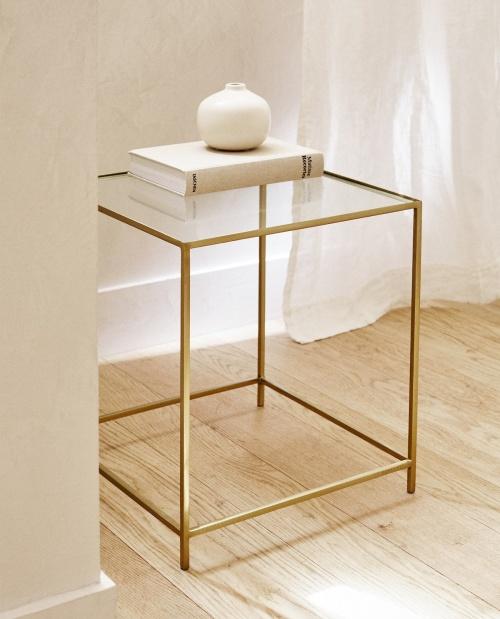 Zara Home - Table carrée