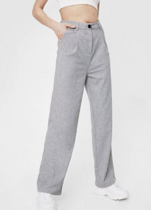 Nastygal - Pantalon tailleur