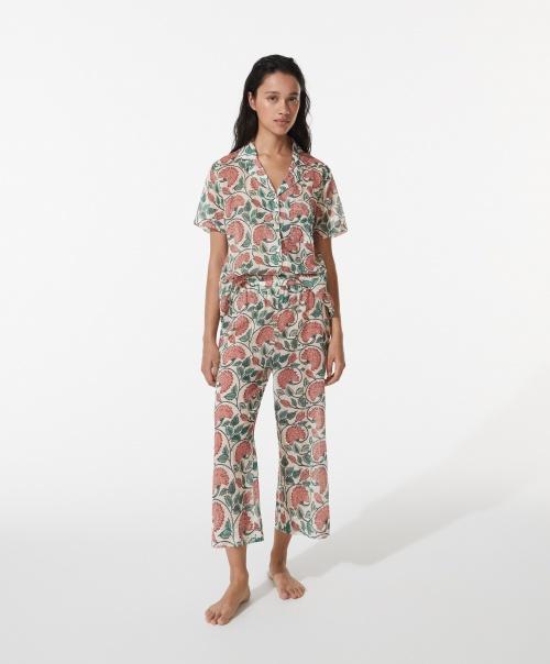 Oysho - Ensemble pyjama imprimé