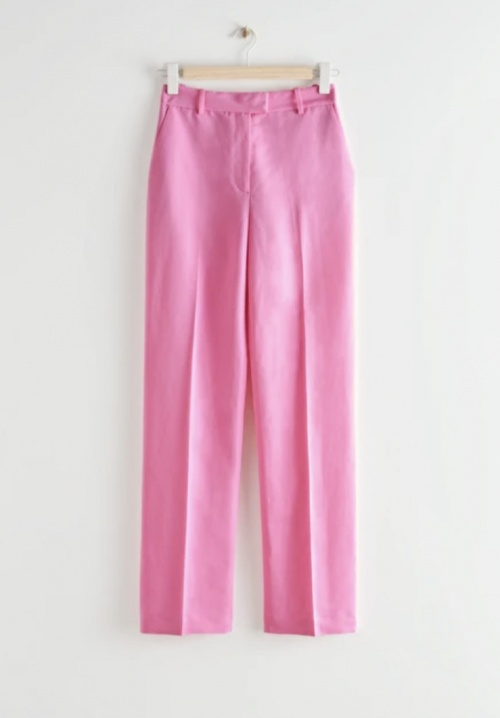 &Otherstories - Pantalon rose