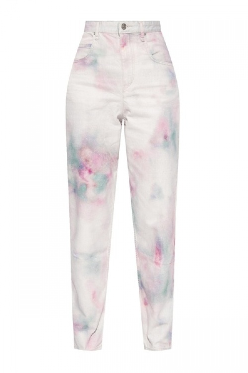Isabel Marant - Jean tie and dye