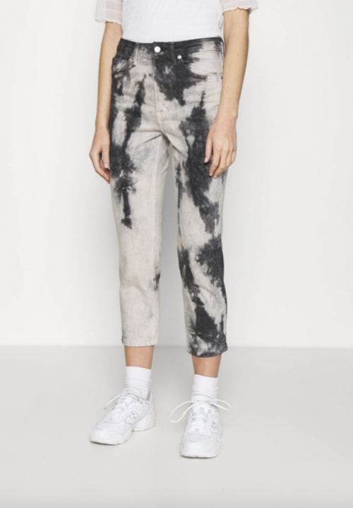 TopShop - Jean tie and dye