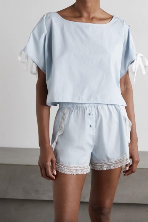 Morgan Lane - Pyjama noeuds