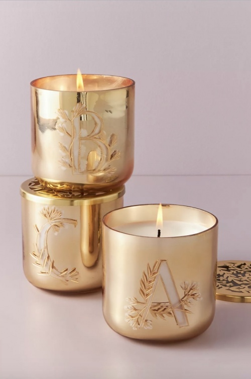 Anthropologie - Bougie initiale