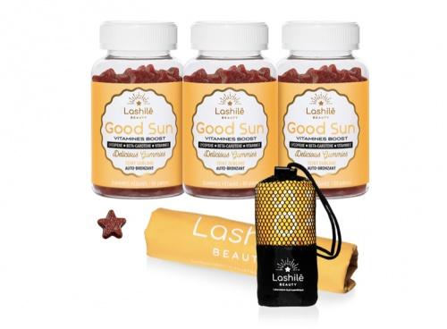 Lashilé - Good Sun Vitamins Auto-Bronzant - 3 mois