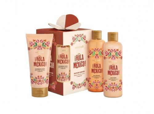 Nocibé - Holà México Coffret Bain