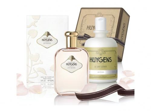 Huygens - Coffret Les Roses
