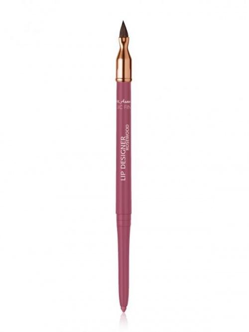 asambeauty - MAGIC FINISH Lip Crayon à lèvres bois de rose