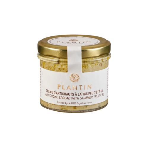 Plantin - Délice d'artichauts à la truffe d'été