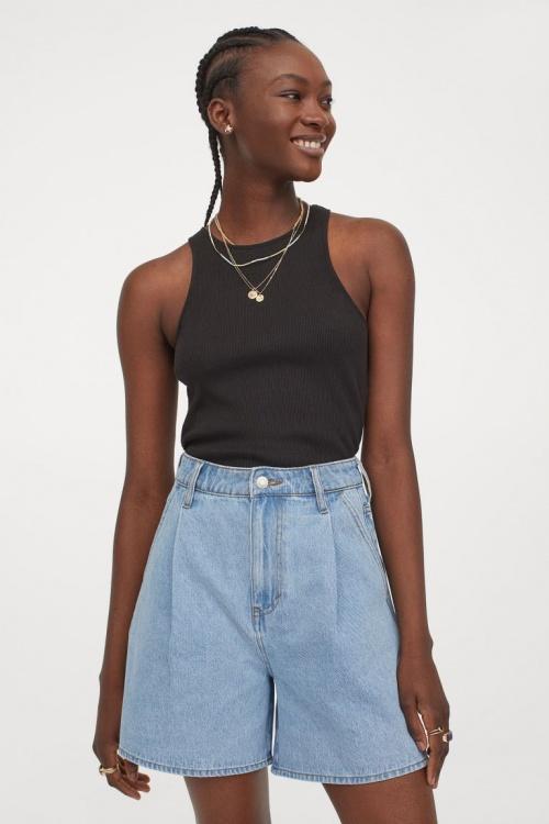H&M - Short en jean