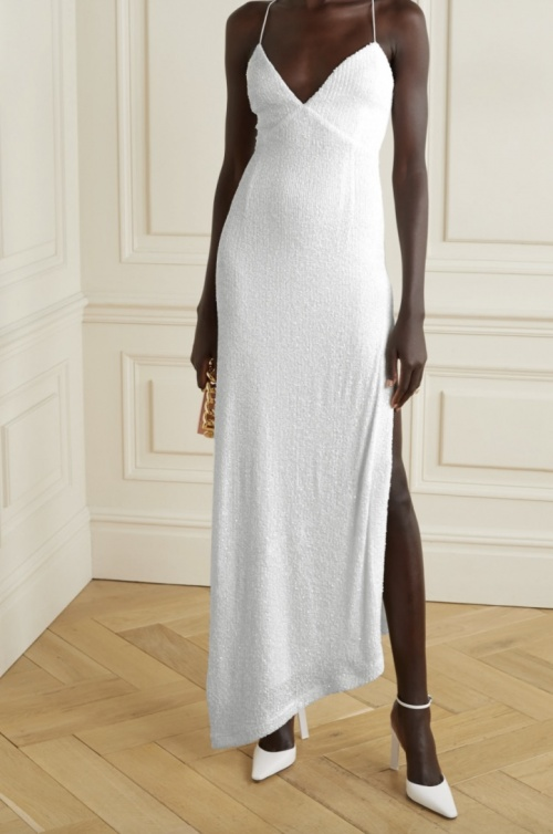 Retrofête - Robe longue