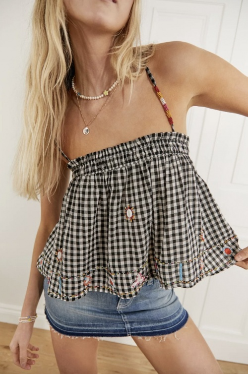 Urban Outfitters - Top babydoll