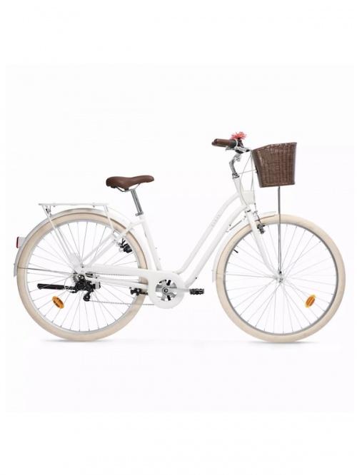Décathlon - Vélo Ville Elops 520 cadre bas série limitée