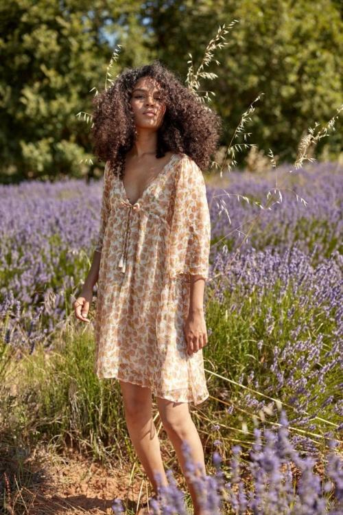 Louise Misha - Robe fleurie