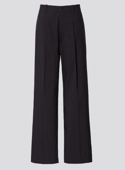 Uniqlo - Pantalon de costume droit