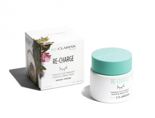 My Clarins - RE-CHARGE masque de nuit relaxant