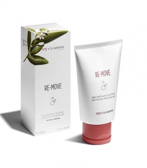 My Clarins - RE-MOVE gel nettoyant purifiant