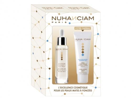 Nuhanciam - Fourreau Sérum + Crème Hydra Intense Offerte