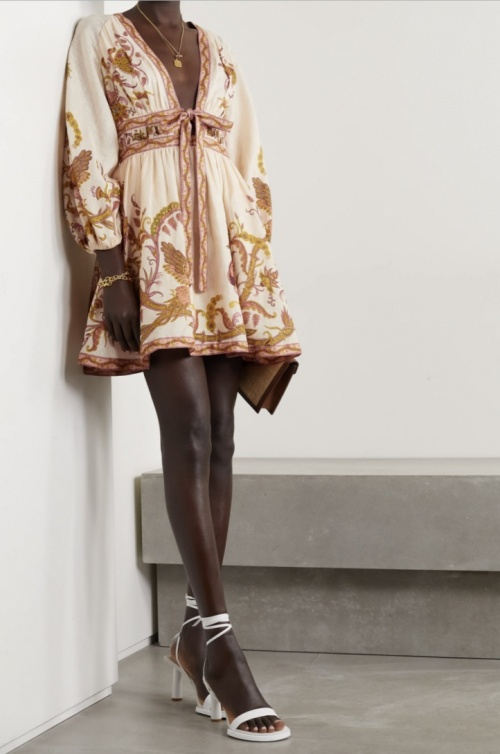 Zimmermann - Robe courte