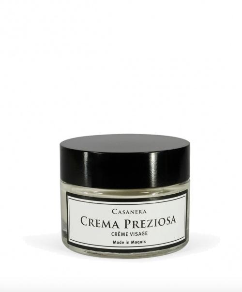 Casanera - Crème visage anti-rides Preziosa aux huiles précieuses