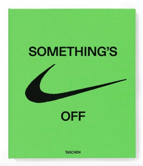 Taschen - Livre Virgil Abloh x Nike ICONS Something's OFF
