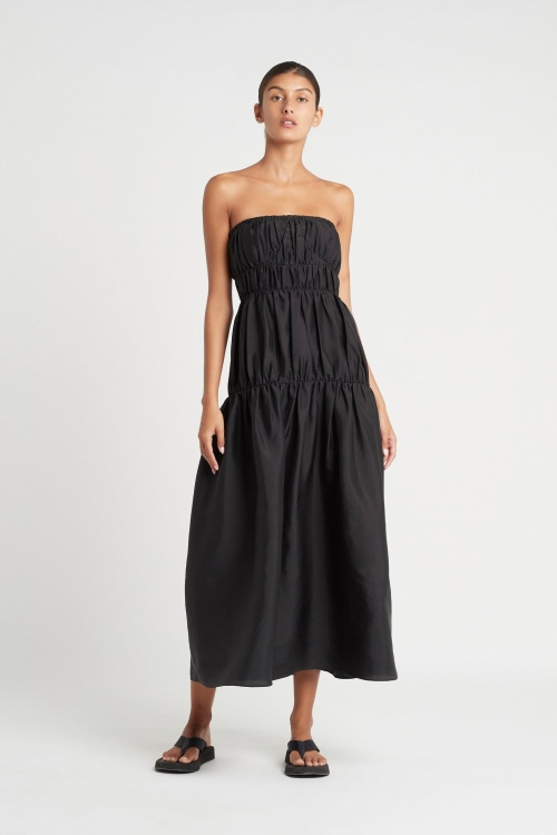 Sir The Label - Robe bustier