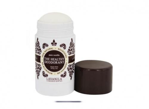 Lavalina - Le stick solide et déodorant sain Pure vanille