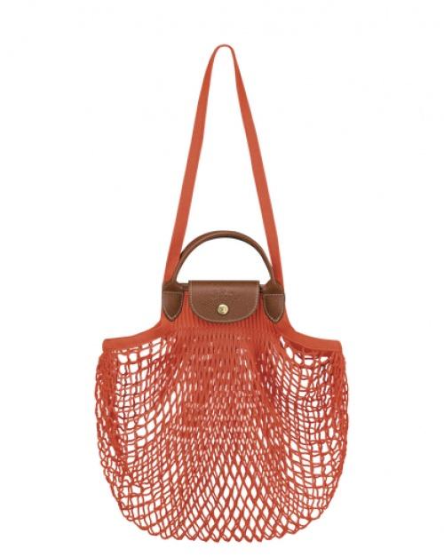 Longchamp - Sac pliable filet