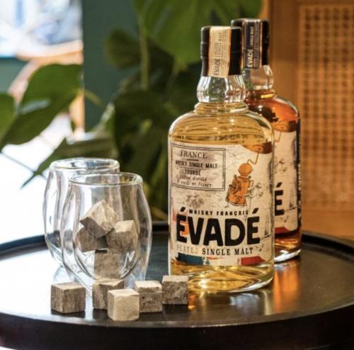 Les Raffineurs - Whisky Évadé