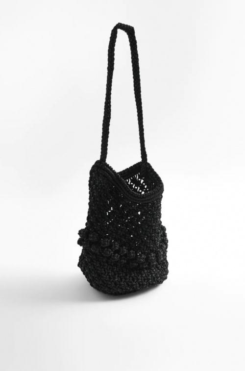 Zara - Sac en crochet