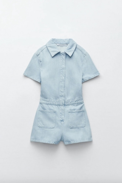 Zara - Comishort en jean