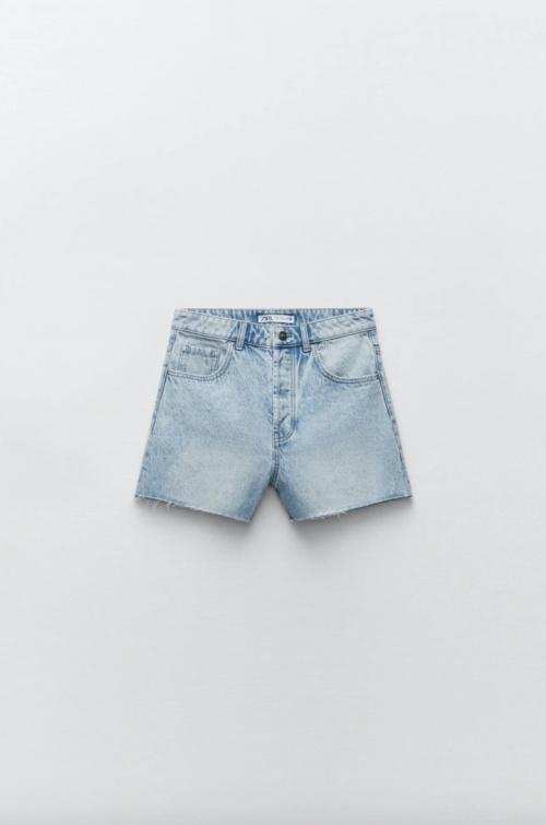 Zara - Short en jean
