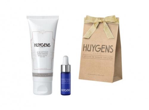 Huygens - Pochette visage purifiante