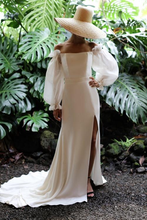 De la Rosa - Robe de mariée